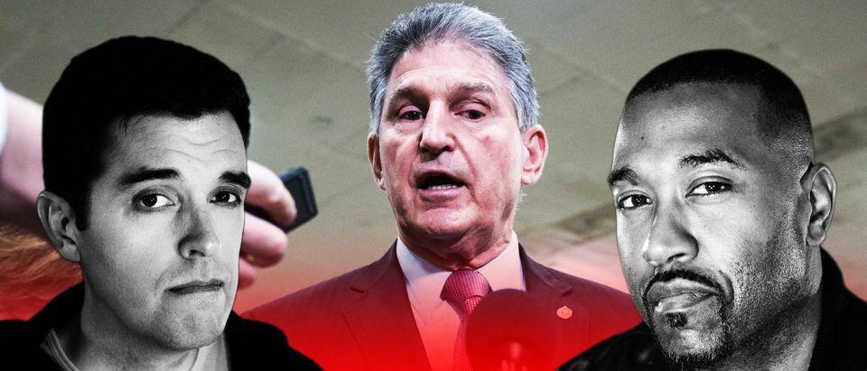 Joe Manchin Stuns Senate Democrats