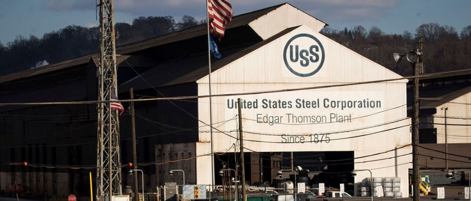Steel Industry Hopes To Benefit From President Trump's Proposed Tariffs On Imported Steel