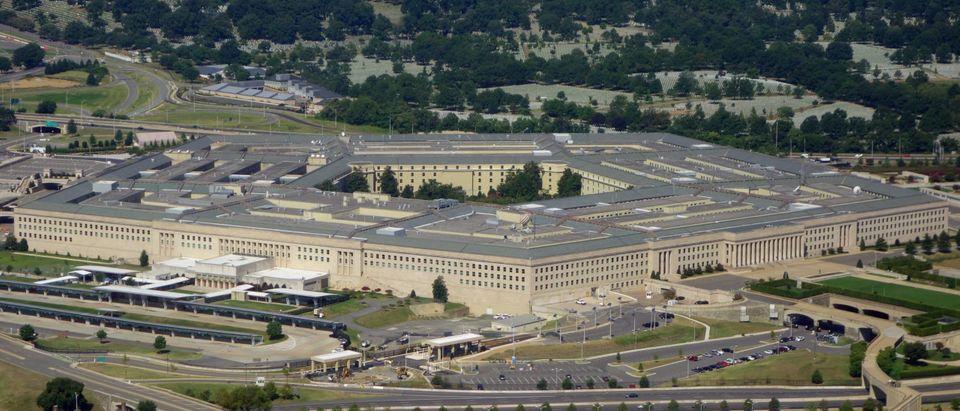 Aerial Pentagon Getty