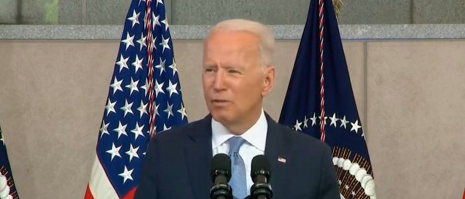 Biden Philadelphia speech