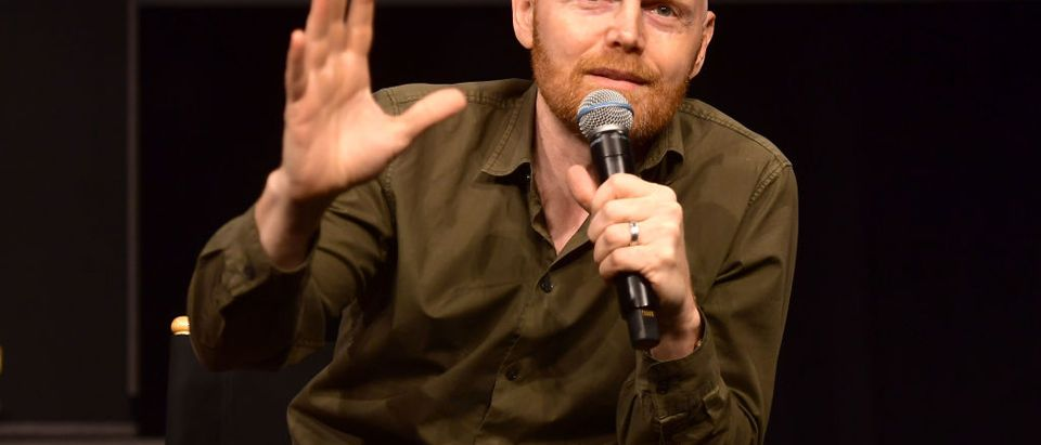 HOLLYWOOD, CALIFORNIA - APRIL 20: Bill Burr speaks onstage at the Netflix Adult Animation Q&A and Reception on April 20, 2019 in Hollywood, California. (Photo by Matt Winkelmeyer/Getty Images for Netflix)