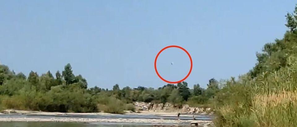 Ukranian Plane Crash