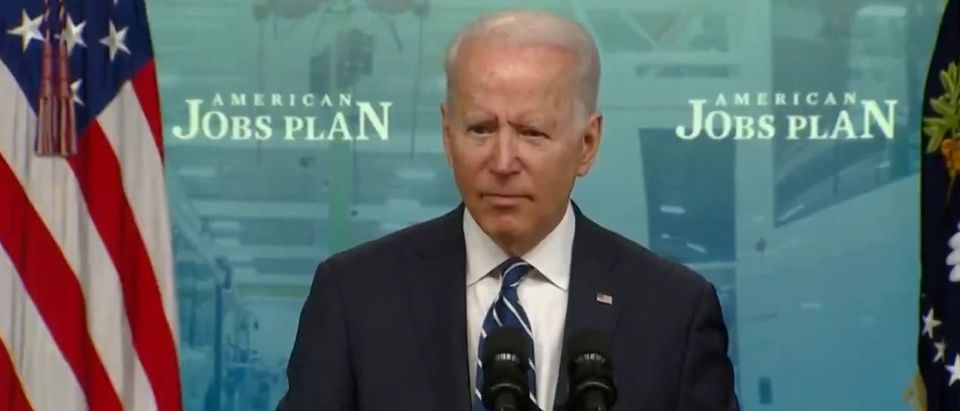 Joe Biden Refuses To Answer Further Questions About Afghanistan In Testy Exchange With Reporters