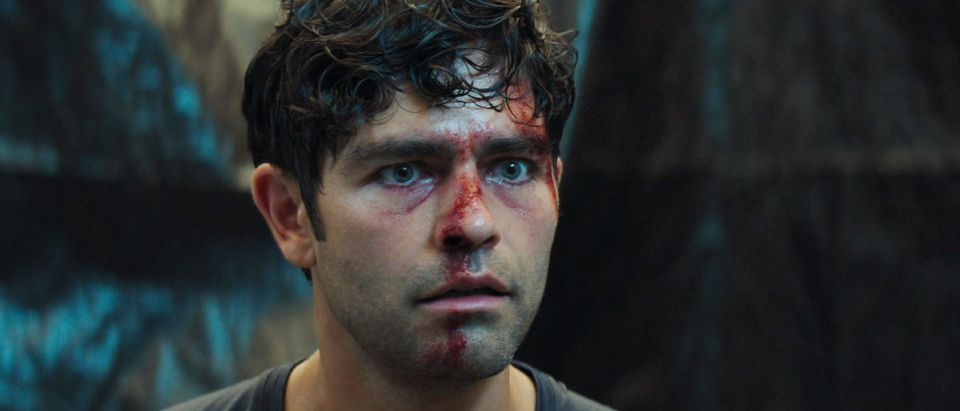 CLICKBAIT (L to R) ADRIAN GRENIER as NICK BREWER in episode 106 of CLICKBAIT Cr. COURTESY OF NETFLIX © 2021