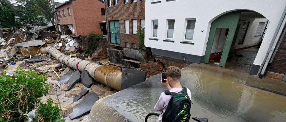 German Flooding Getty