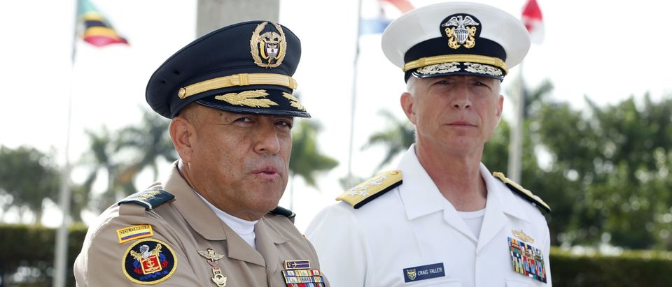US-COLOMBIA-MILITARY