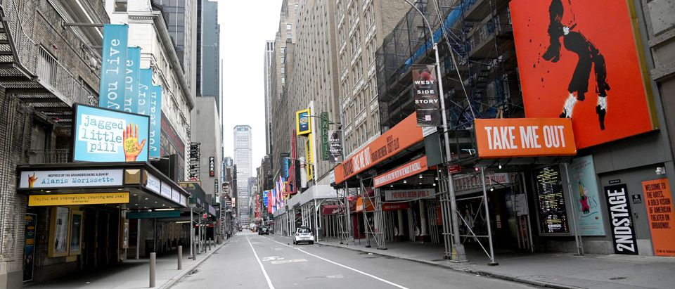 Broadway Closure Extended Until June 7th