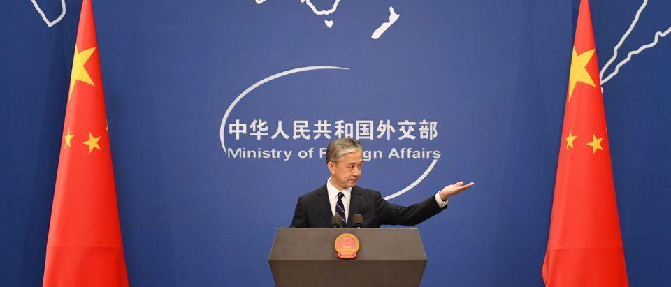 CHINA-US-DIPLOMACY