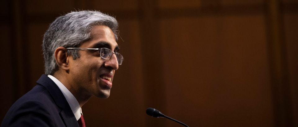 Surgeon General Releases 'Misinformation Advisory' Calling For More Intervention From Big Tech, Peer Pressure