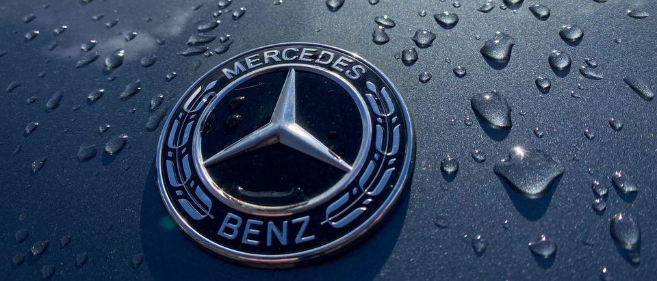 GERMANY-AUTOMOBILE-MERCEDES-BENZ