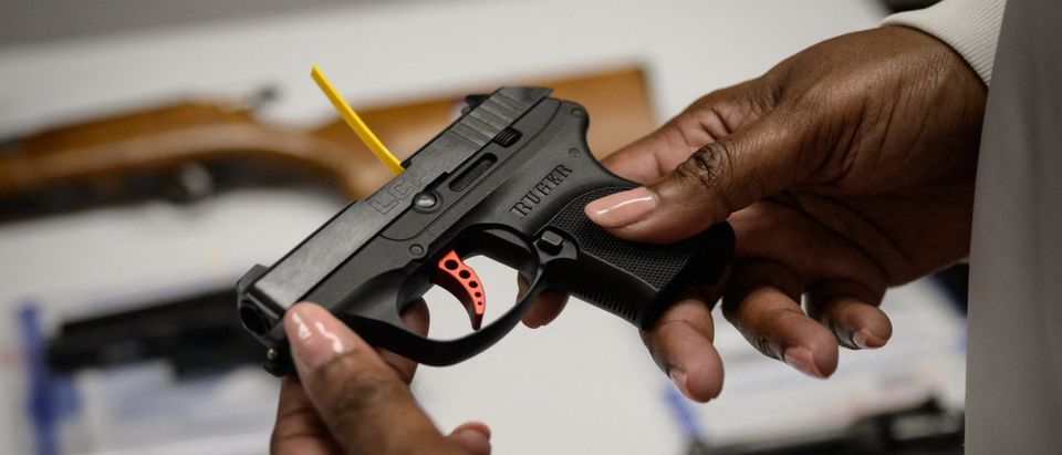 US-POLTICS-POLICING-GUNS-CRIME