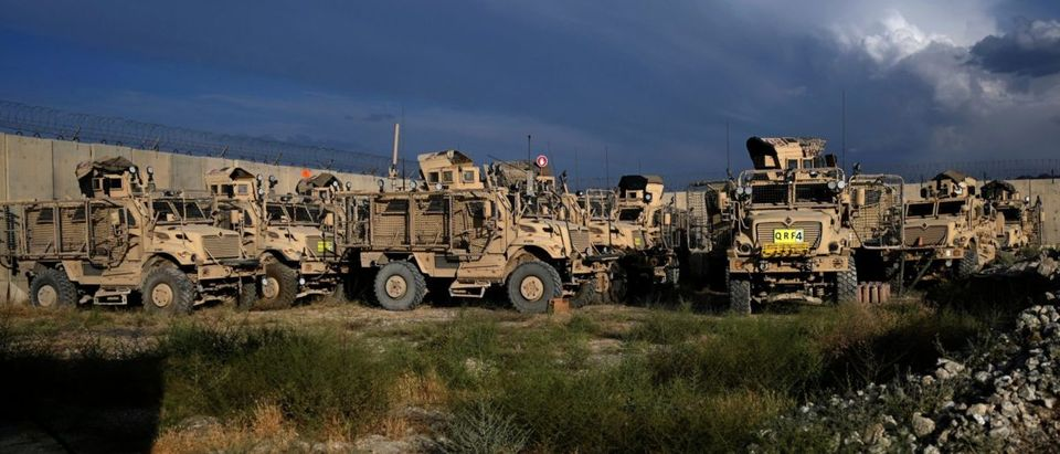 AFGHANISTAN-US-CONFLICT-MILITARY