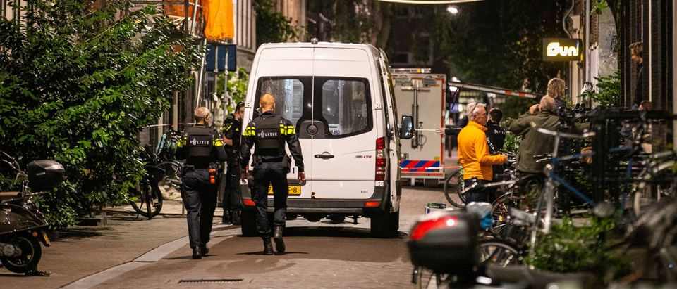 police-NETHERLANDS-CRIME-MEDIA-POLICE