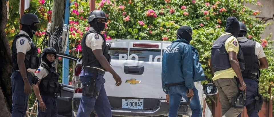 Haiti President Assisination Javier Moise Dimitri Hérard Head Of Security Arrrest