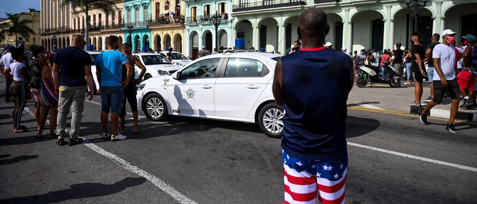 As Blame Flies For Cuba's Protests, One Major Factor Seems To Go Unmentioned