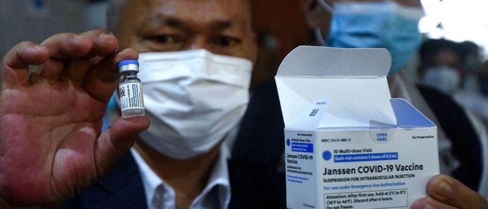FDA Links Johnson & Johnson COVID Vaccine To Rare Nerve Syndrome