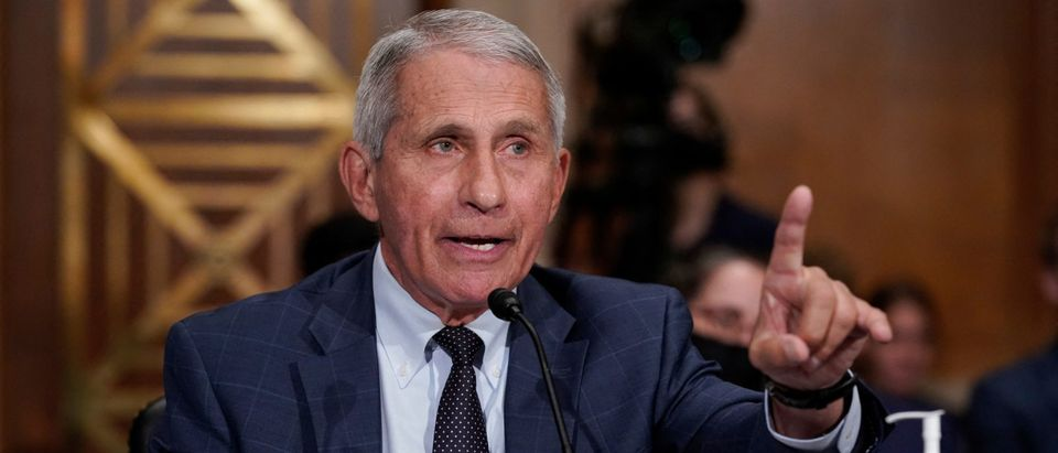 What Is Dr. Fauci Trying To Hide From Rand Paul?