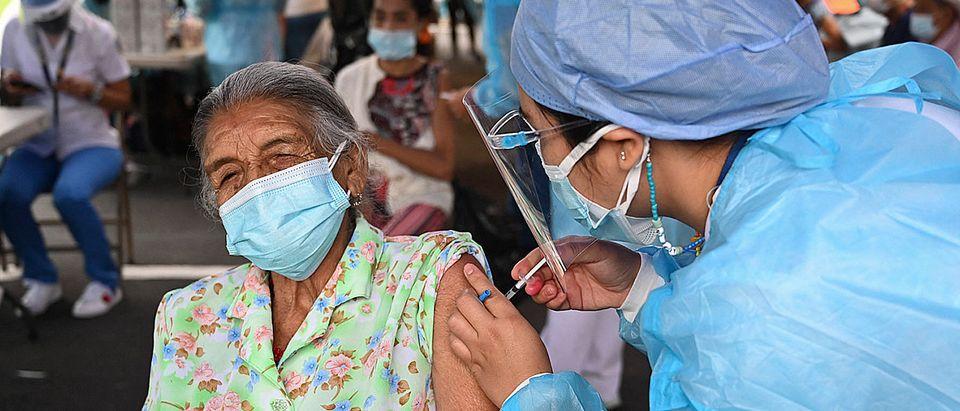 HONDURAS-HEALTH-VIRUS-VACCINE
