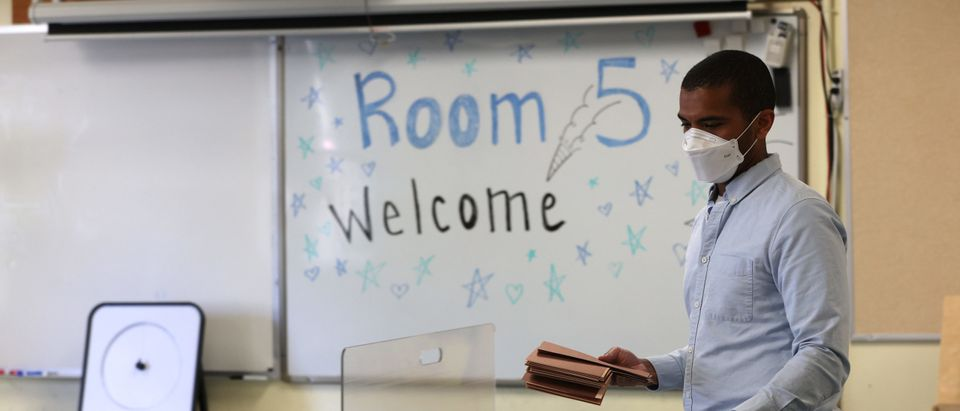 San Francisco Public Schools Prepare For In Person Learning
