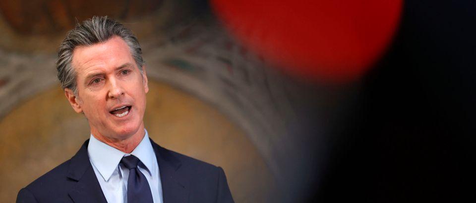 Support For Recalling Gavin Newsom Rises