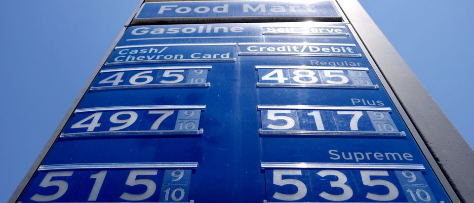 National Gas Prices Continue To Rise, Averaging Over $4 In California