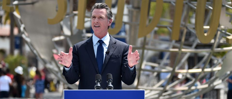 Newsom Calls On Californians To Use Less Water Amid Draught