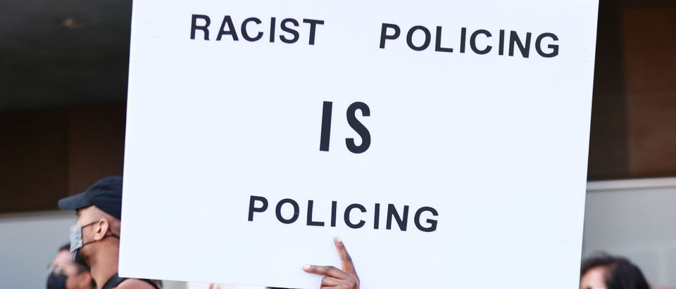 Why Are Democrats Suddenly Abandoning 'Defund The Police'?