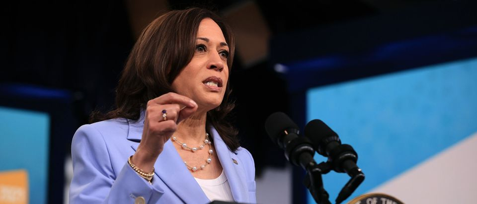 Vice President Harris Holds Generation Equality Event At The White House