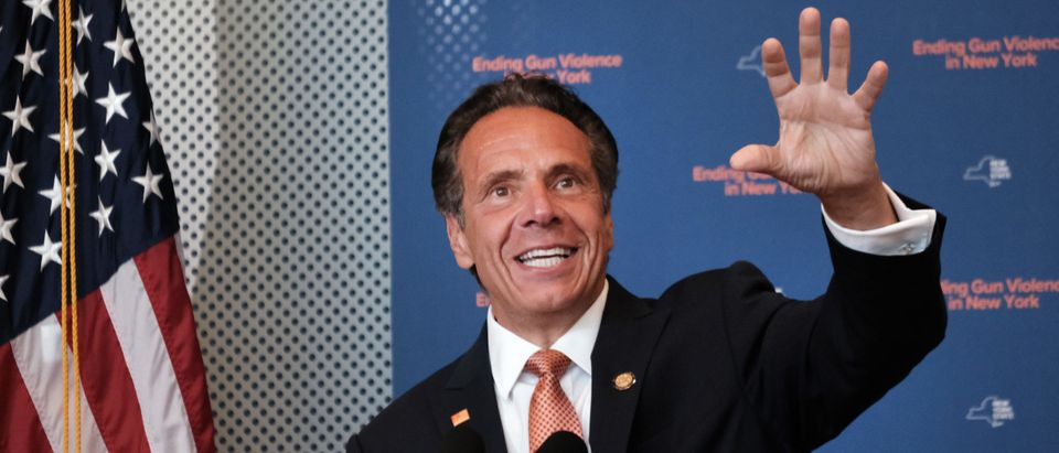 Cuomo Announces Mandatory Vaccines Plans For State Employees