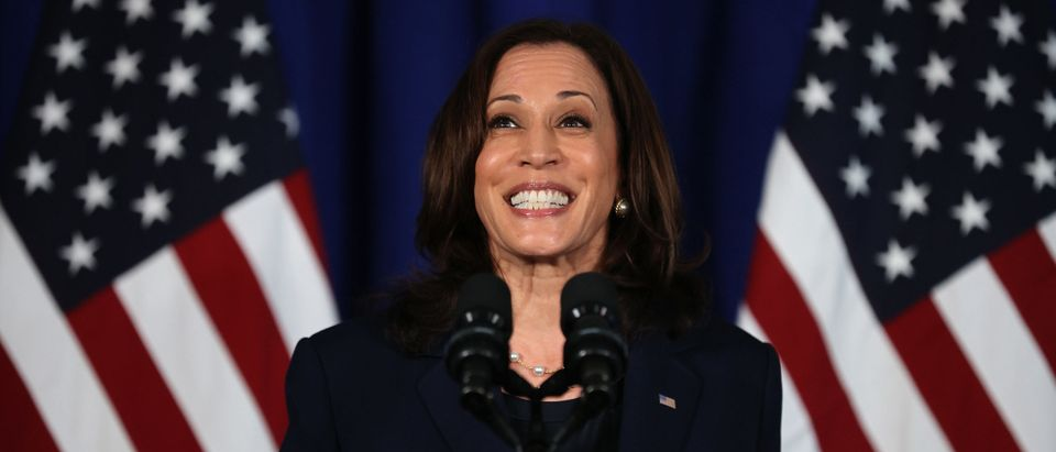Vice President Harris Attends DNC Event On Voting Rights At Howard University