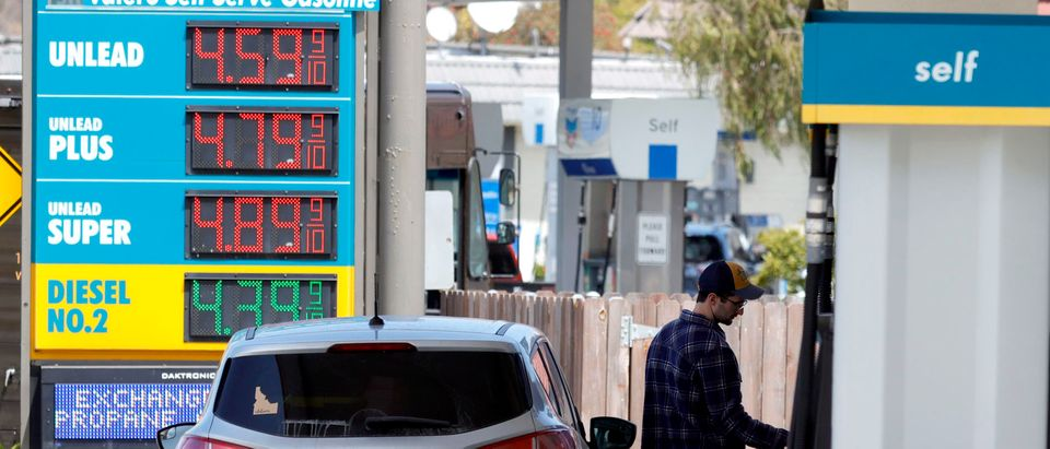 Gas Prices In Bay Area Soar To Nearly $6 A Gallon