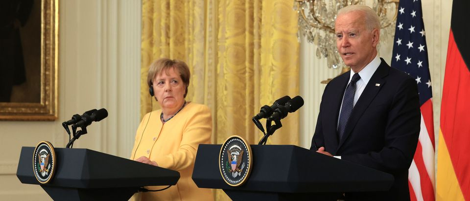 US, Germany Hand Russia Completion Of Nord Stream 2 Pipeline, After Trump Fought It For Years