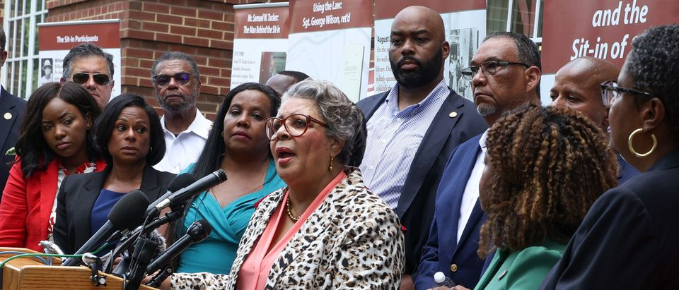 Black Caucus Members From Texas, Virginia, And Maryland Along With TX House Democrats Hold Voting Rights Event In Alexandria