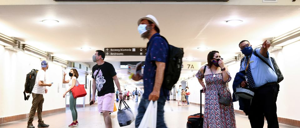 Los Angeles County Makes Masks Mandatory Again Inside As COVID Cases Rise