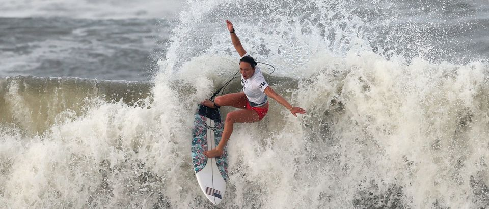 Surfing - Olympics: Day 4