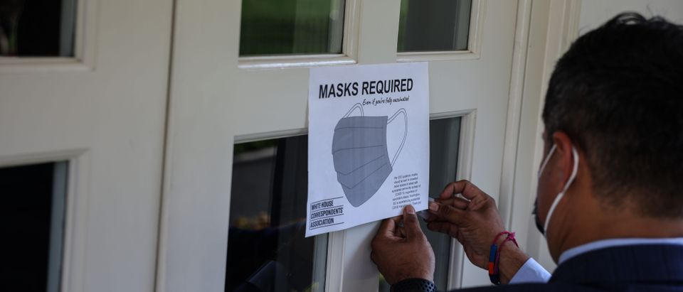 After CDC Revises Mask Recommendations, White House Mandates Use