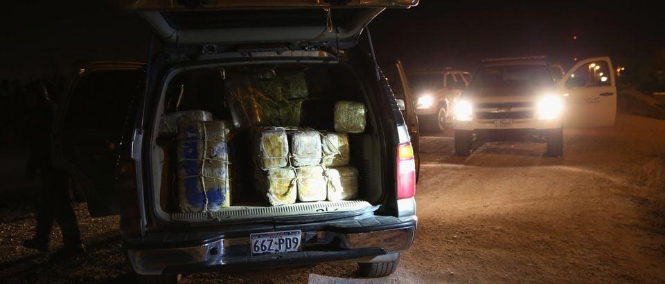 U.S. Customs And Border Protection Secures Tex-Mex Border From Land, Air and Sea, drug smuggling, border, border patrol