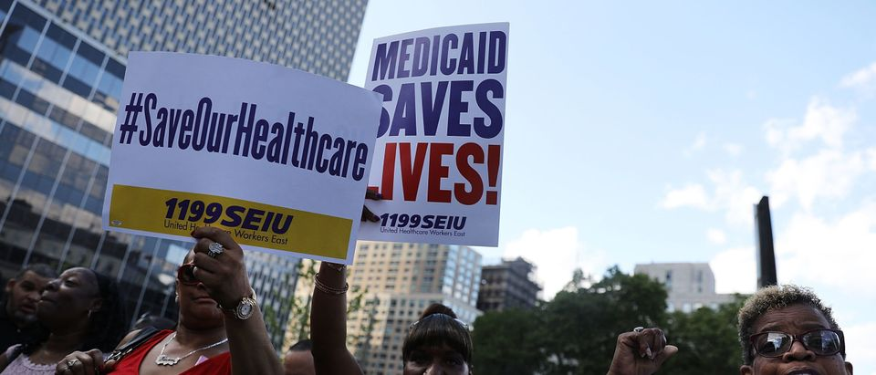 Government Agency Wasted $143 Billion On Medicaid Overpayments In 2019-2020
