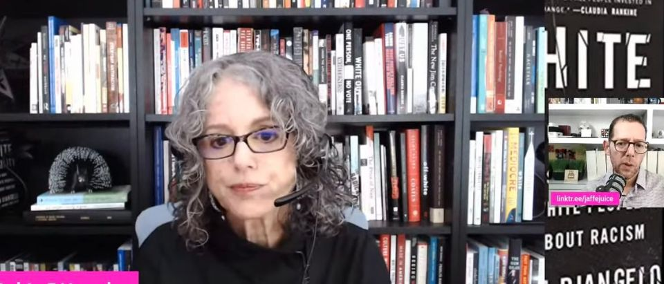 """""""White Fragility"""" author discusses """"racism"""" in April interview"""