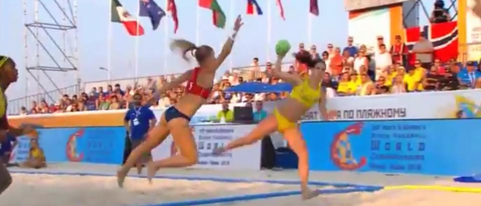 Womens Handball, Norway, Bikini Bottoms, Euro 2021