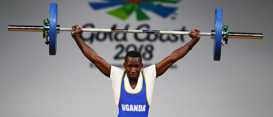 Weightlifting - Commonwealth Games