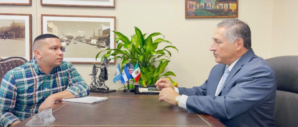 McAllen Mayor Javier Villalobos discusses shifts in voter demographics [Daily Caller:Youtube]