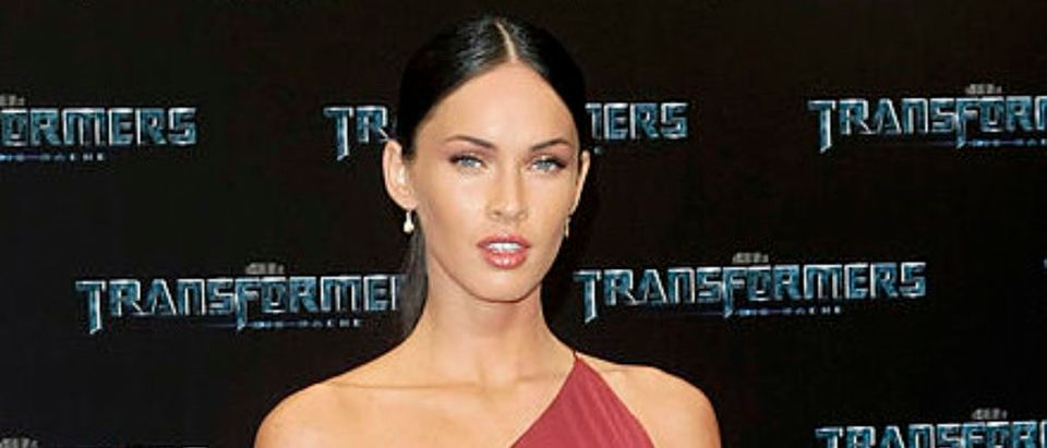BERLIN - JUNE 14: Actress Megan Fox attends the German premiere of 'Transformers: Revenge Of The Fallen' at the Sony Center CineStar on June 14, 2009 in Berlin, Germany. (Photo by Florian Seefried/Getty Images)