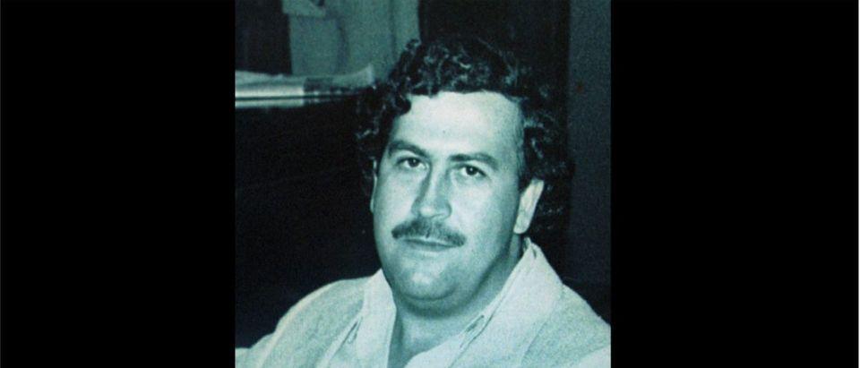 Pablo Escobar (Credit: COLOMBIA OUT/CLP/ZDC/ via Reuters)