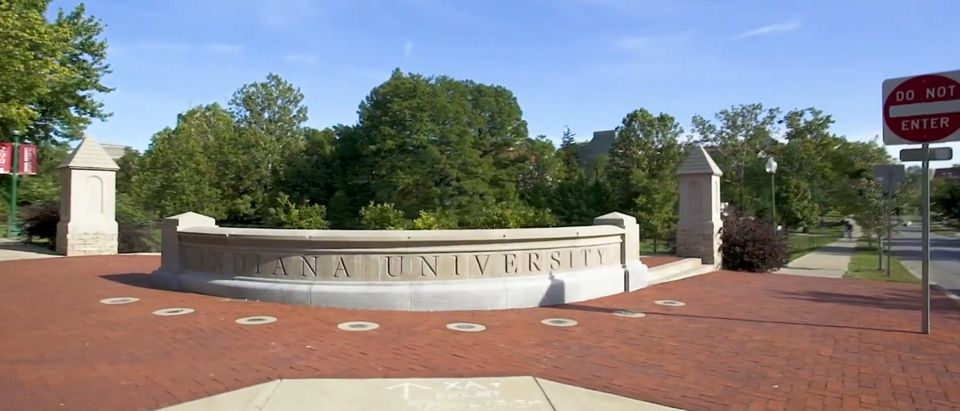 Picture of Dunn Meadow. [Youtube:Screenshot:IU Admissions]
