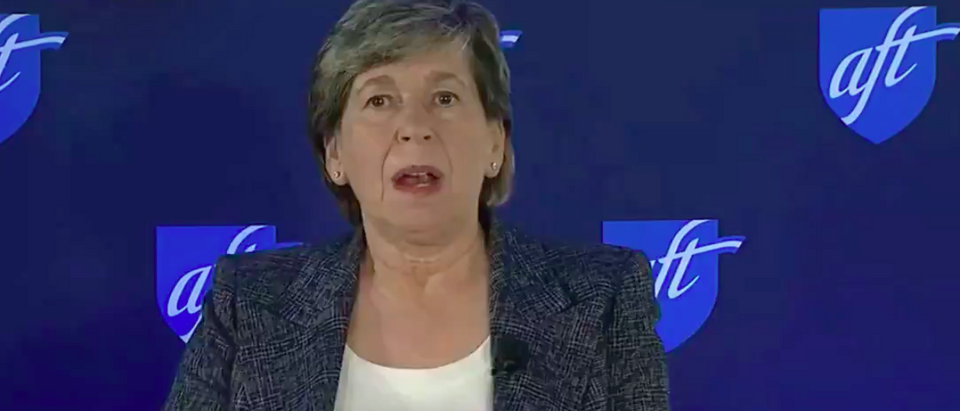 AFT President Claims CRT Isnt Taught In Schools