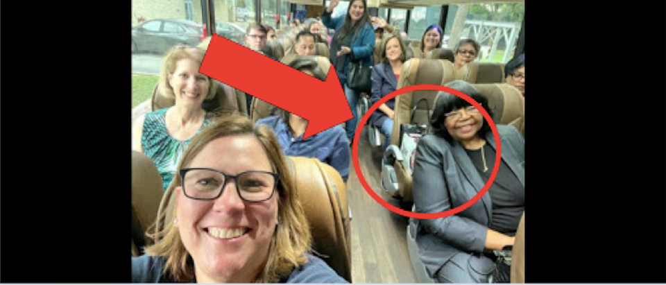 Texas Dems On Bus To Airport With Miller Lites