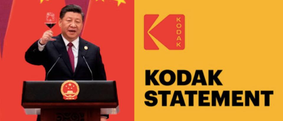 Kodak Apologizes To China For Instagram Post