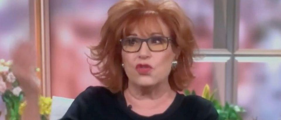 "Joy Behar appears on ""The View."" Screenshot/ABC"