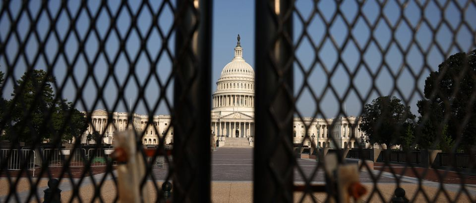 Security Fencing Continues To Come Down Around Washington, DC